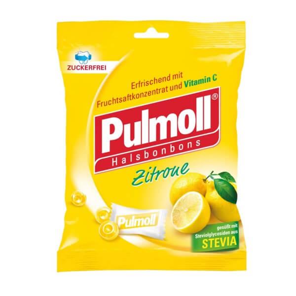 Pulmoll Big Pack Zitrone