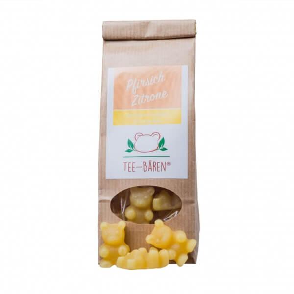 Tee-Bären® Pfirsich Zitrone 100g