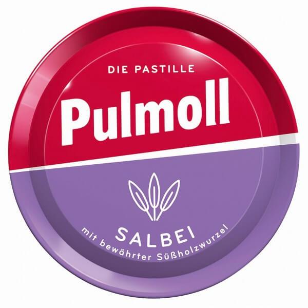 Pulmoll Salbei mit bewährter Süßholzwurzel