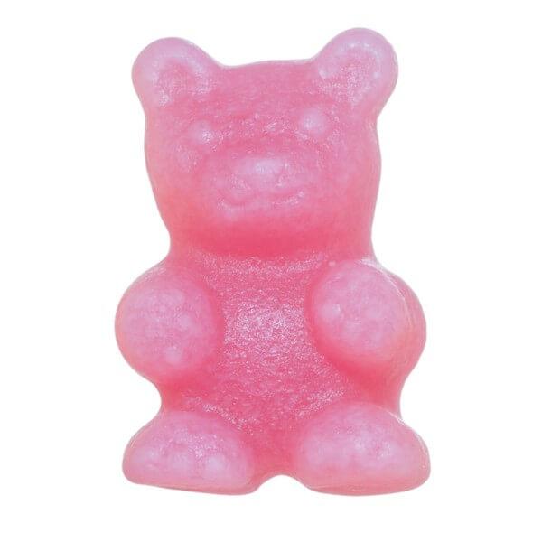 Fruchtgummi Tee-Bären Holunder Rhabarber Minibeutel