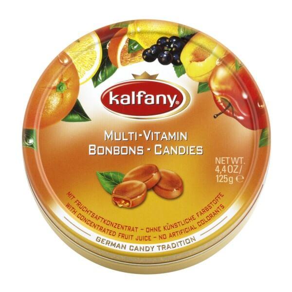 Kalfany Classic Multivitamin Bonbons