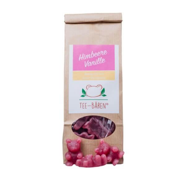 Tee-Bären® Himbeere Vanille 100g