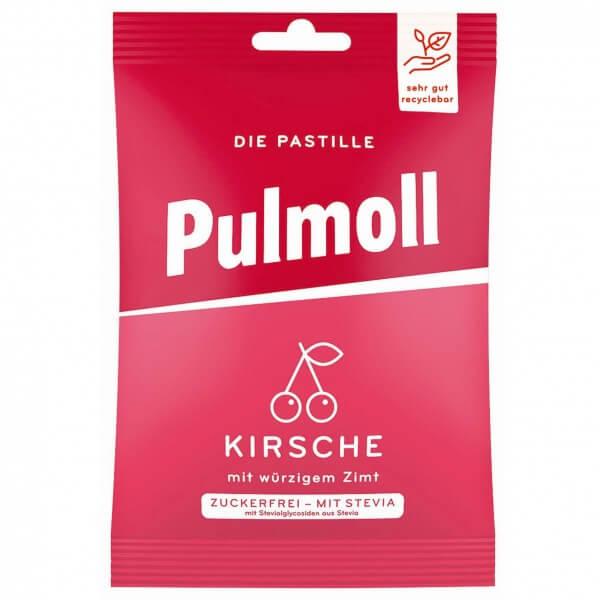 Pulmoll Beutel Kirsche mit würzigem Zimt zuckerfrei