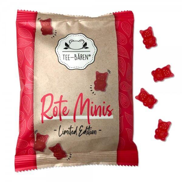 Tee-Bären® Rote Minis 100g