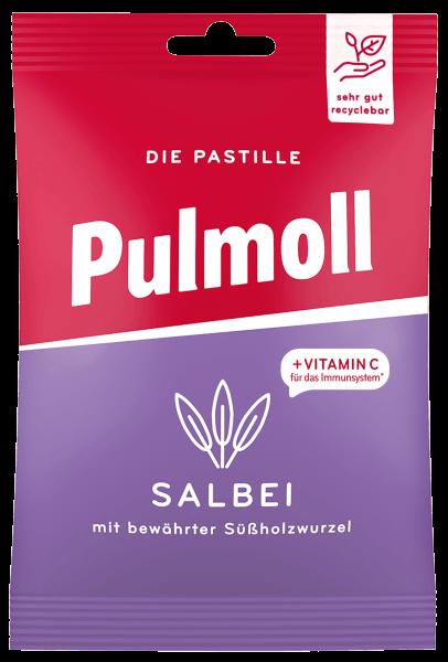 Pulmoll Beutel Salbei mit bewährter Süßholzwurzel