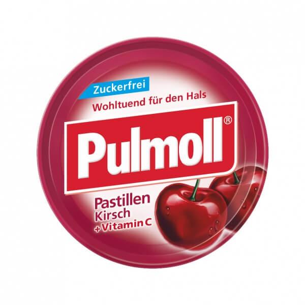 Pulmoll Kirsche zuckerfrei