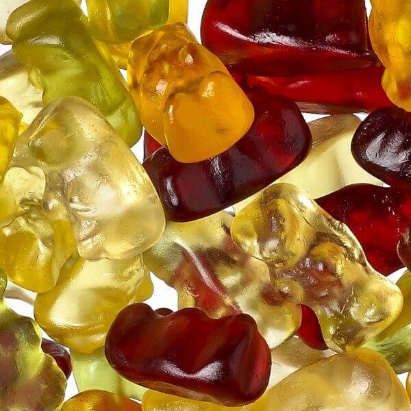 Super Mini-Bärchen mit 25 % Fruchtsaft