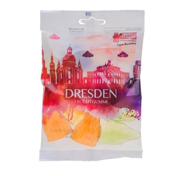 Souvenir Fruchtgummi Dresden