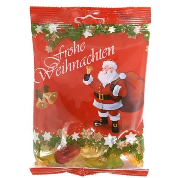 Fruchtgummi-Mix Frohe Weihnachten