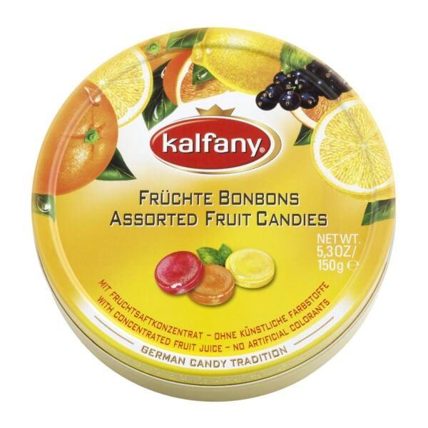 Kalfany Classic Früchte Bonbons