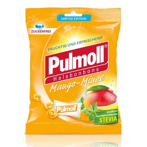 Pulmoll Mango-Minze Bonbons im Big Pack