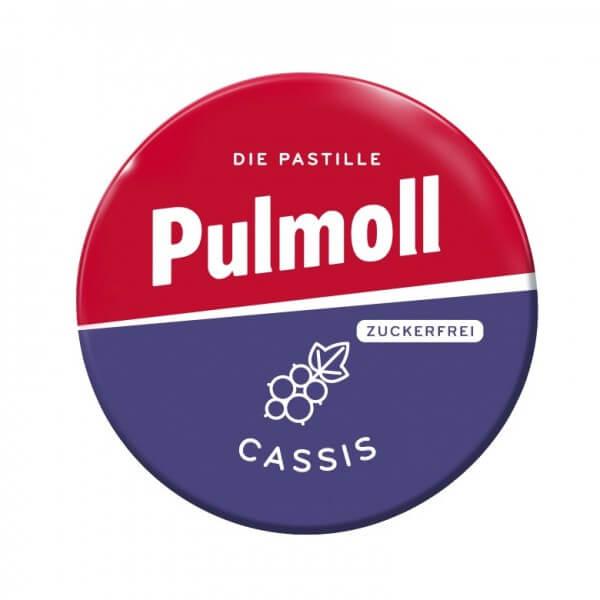 Pulmoll Cassis zuckerfrei MINI