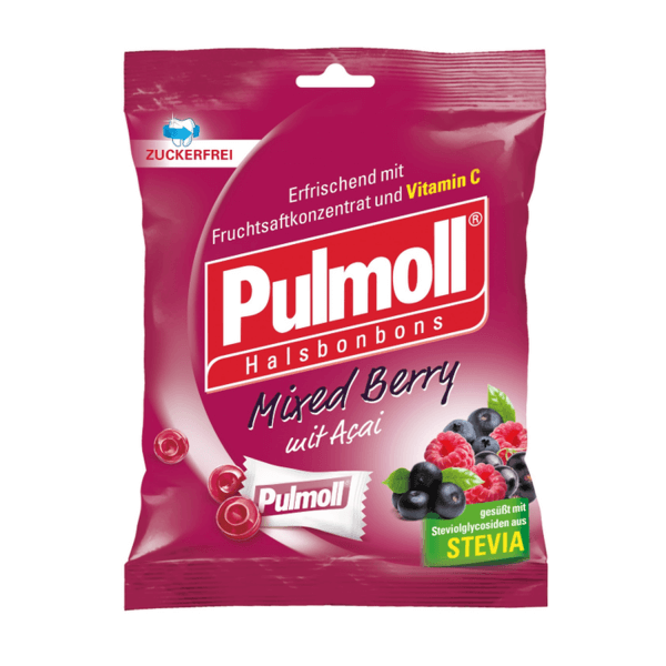Pulmoll Big Pack Mixed-Berry