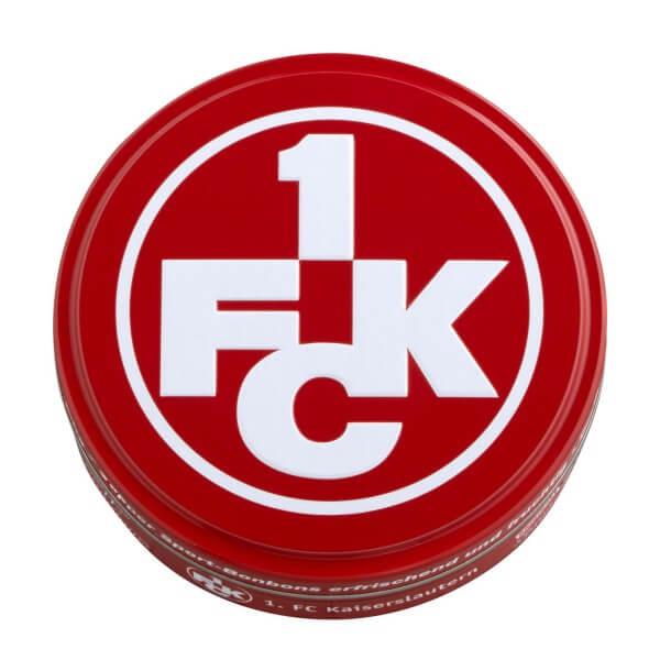 1. FC Kaiserslautern Dosenbonbons