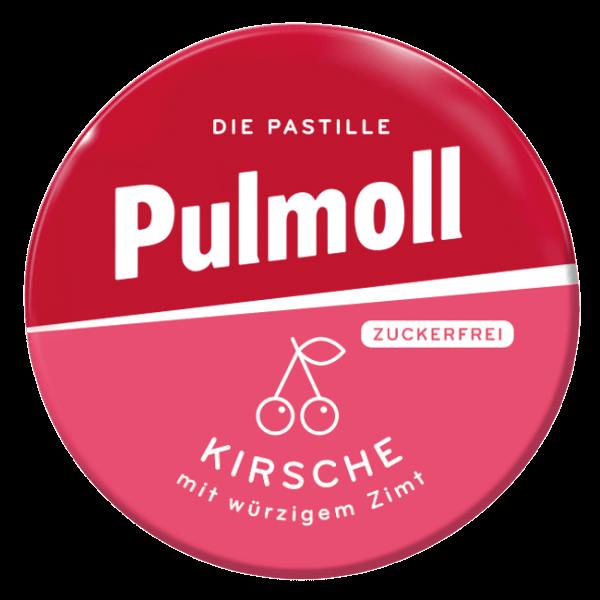Pulmoll MINI Kirsche mit würzigem Zimt zuckerfrei