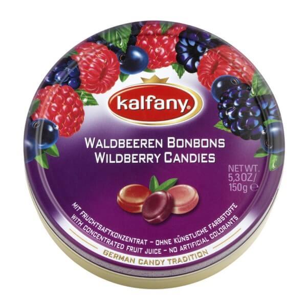 Kalfany Classic Waldbeeren Bonbons