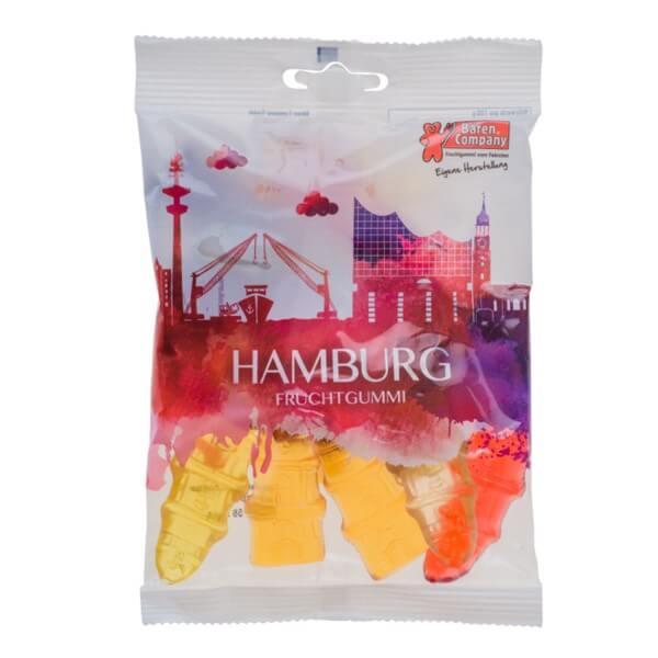 Souvenir Fruchtgummi Hamburg