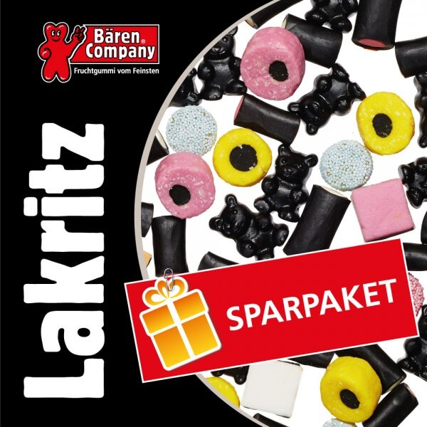 Sparpaket LAKRITZ