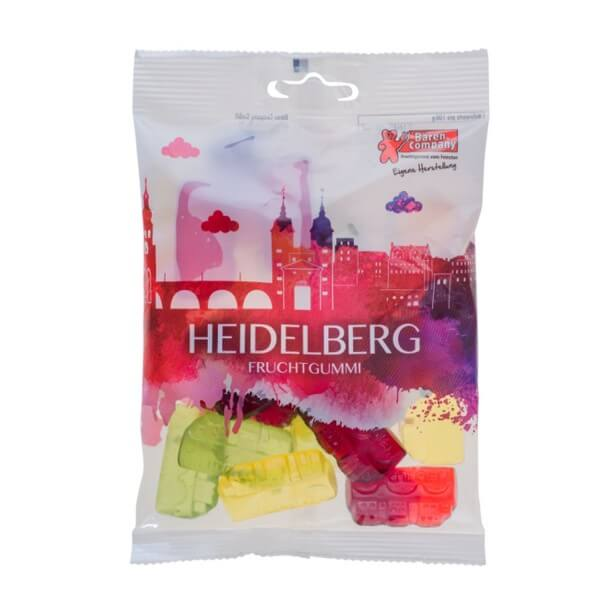 Souvenir Fruchtgummi Heidelberg