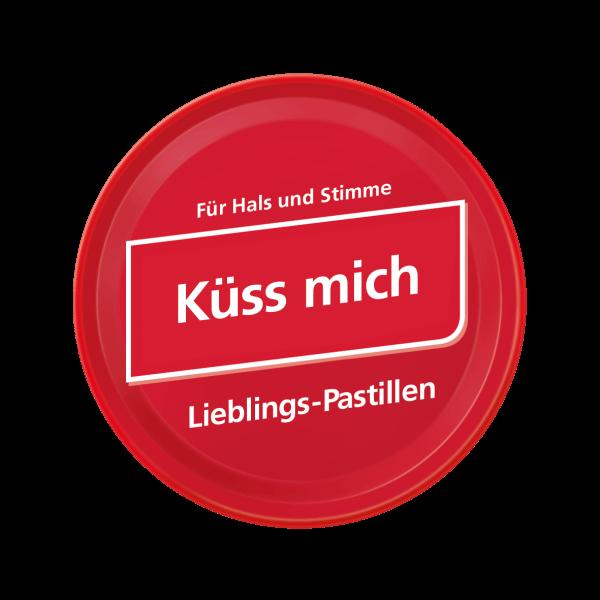 Pulmoll Lieblings-Pastillen Küss mich
