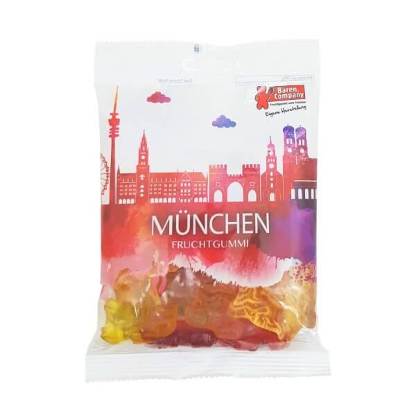 Souvenir Fruchtgummi München