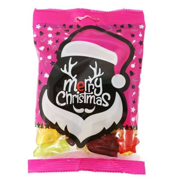 Fruchtgummi Mix Merry Christmas