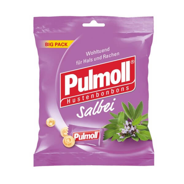 Pulmoll Big Pack Salbei