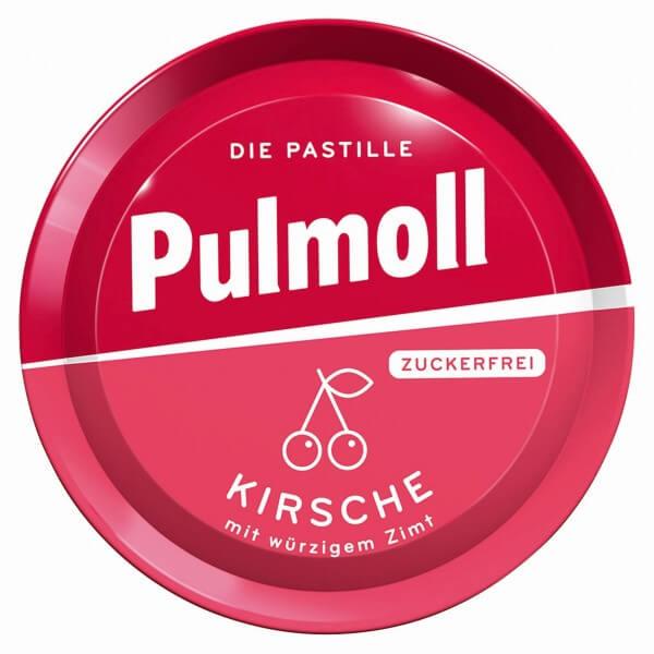 Pulmoll Kirsche mit würzigem Zimt zuckerfrei