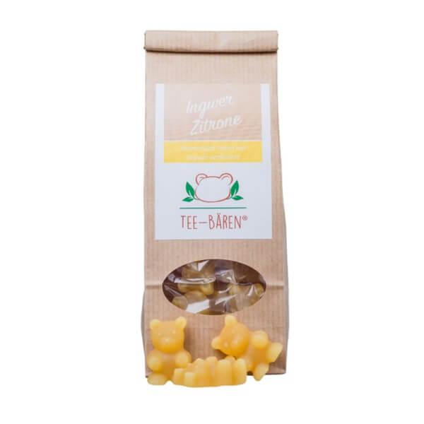 Tee-Bären Ingwer Zitrone