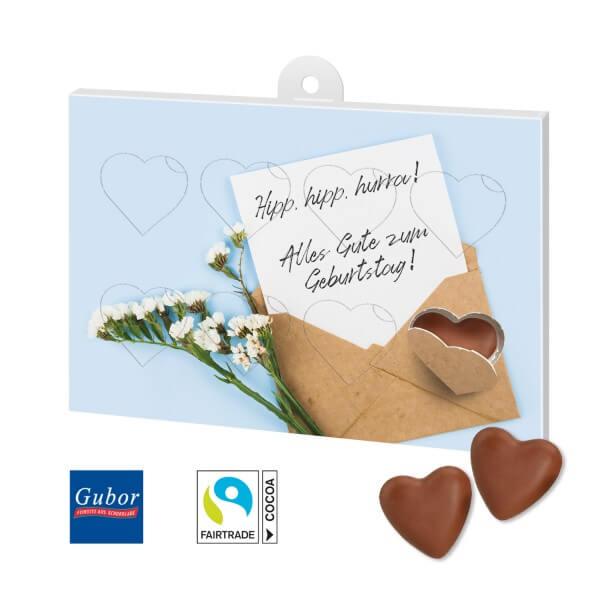 Schokoladengeschenk Herzenssache Motiv Alles Gute 3