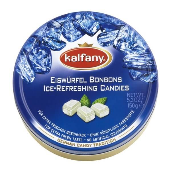 Kalfany Classic Eiswürfel Bonbons