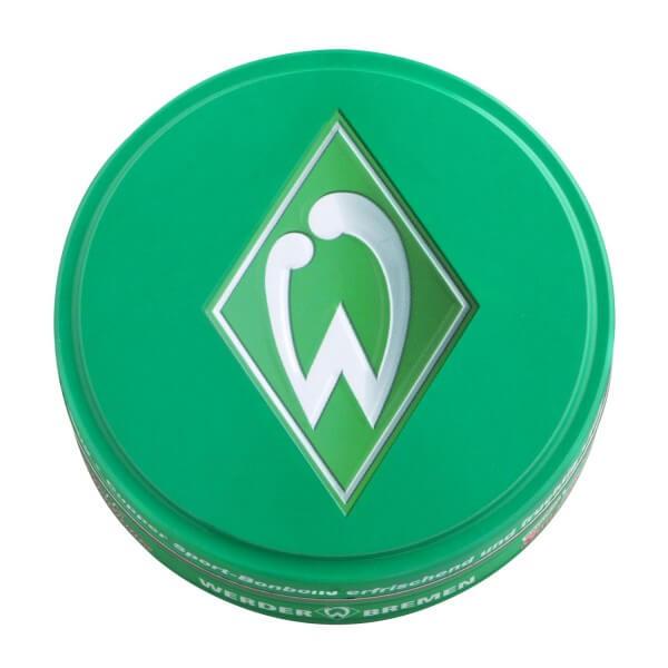 SV Werder Bremen Dosenbonbons