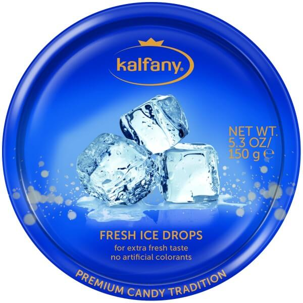 Kalfany Classic Eiswürfel Bonbons 150g