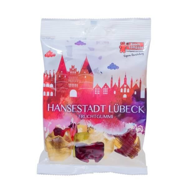 Souvenir Fruchtgummi Lübeck