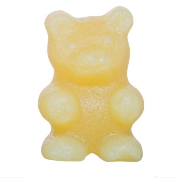 Fruchtgummi Tee-Bären Pfirsich Zitrone Minibeutel