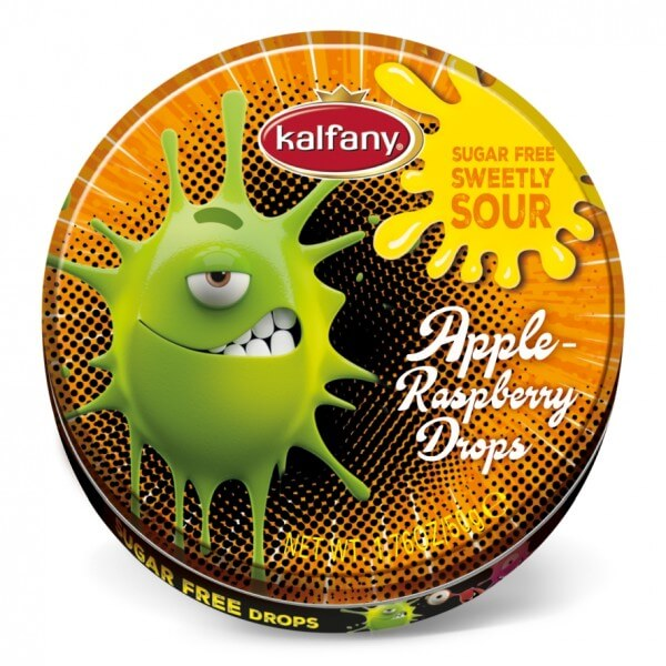 Kalfany Crazy Drops Apple-Raspberry