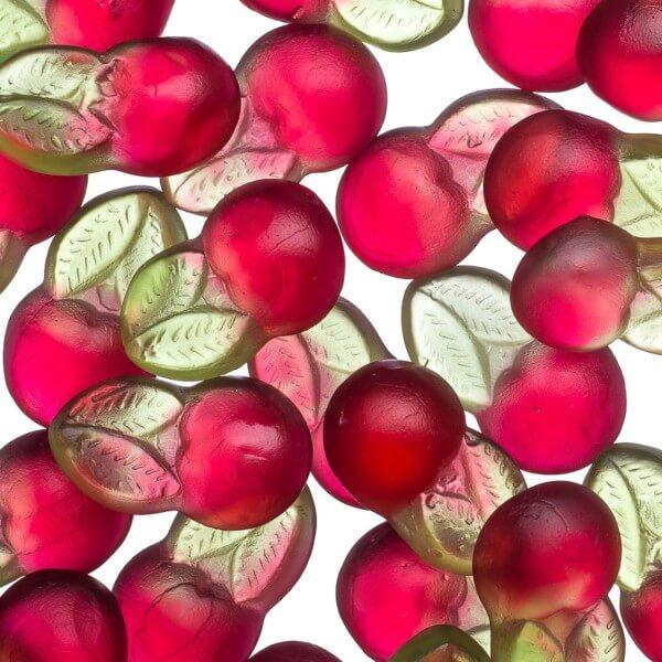 Schwarzwälder Kirsch Fruchtgummi mit 25% Fruchtsaft
