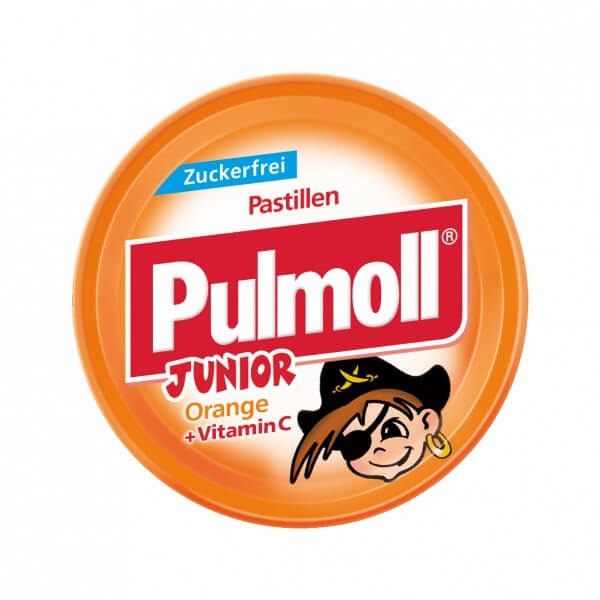 Pulmoll Junior Orange Pirat