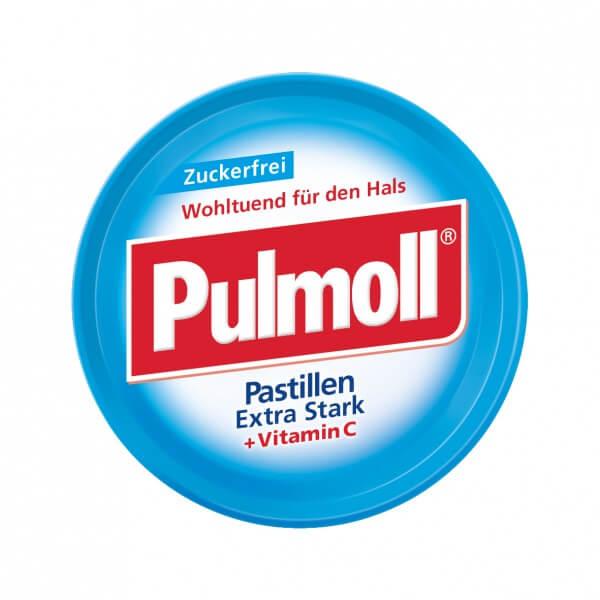 Pulmoll Extra Stark zuckerfrei