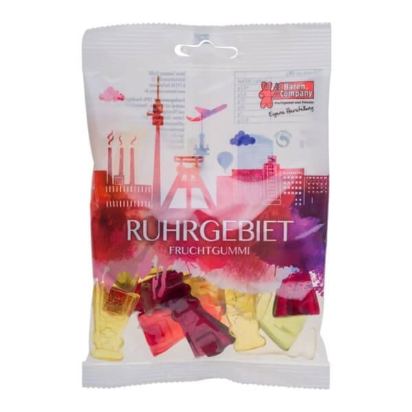 Souvenir Fruchtgummi Ruhrgebiet