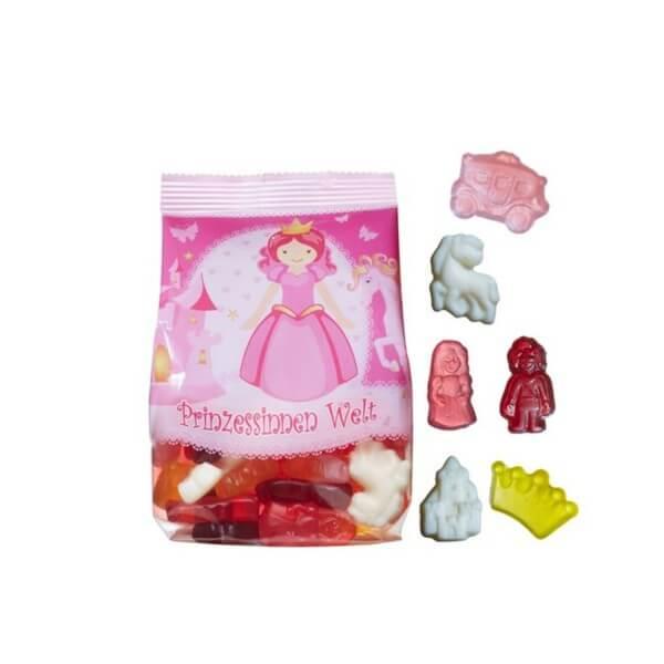 Prinzessinnen Fruchtgummi Mix